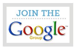 Inscrivez-vous dans le Google Group !